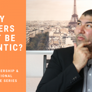 Why Leaders Can't be Authentic?