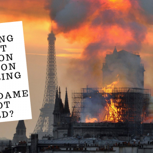 Why Spending almost 1 Billion Euros on Restoring the Notre-Dame is Not Weird?