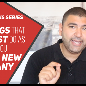 7 Things that you MUST do as soon as you Join a New Company